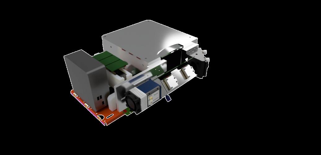 VOGAS IR and chemical sensor instrument